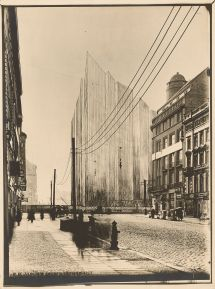ludwig-mies-van-der-rohe-aachen-1886-1969-chicago-project-wabe-friedrichstrasse-design-for-a-skyscraper-at-the-friedrichstrase-1921-perspective-from-the-north-first