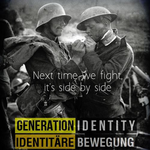 "Once again on the term ""identitarian"""