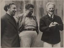 Andre Breton - Diego Rivera - Trotsky DR