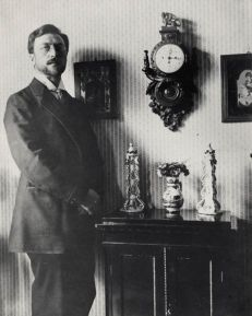 Kandinsky, Wassily in 1911 by Photographer Unknown
