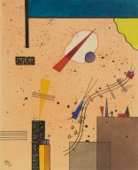 Wassily Kandinsky, Spritze (October 1924)