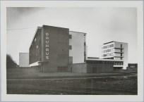 Lucia Moholy Bauhaus Building, Dessau, 1925-1926- South face