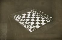 Lucia Moholy, Designer- Josef Hartwig Bauhaus Chess