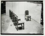 Lucia Moholy, Designer- Marcel Breuer Children's Chairs (1923)