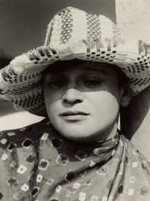 Lucia Moholy, Mexikanerin [The Mexican], late 1920s [+] from Grisebach