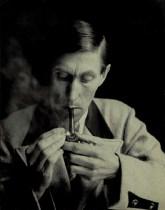 UCIA MOHOLY, portrait of Bauhaus Master Hinnerk Scheper