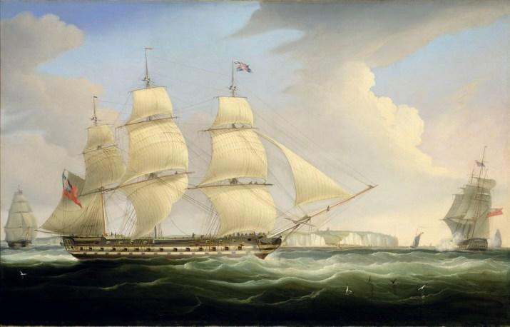 Saling Ship - Atlas