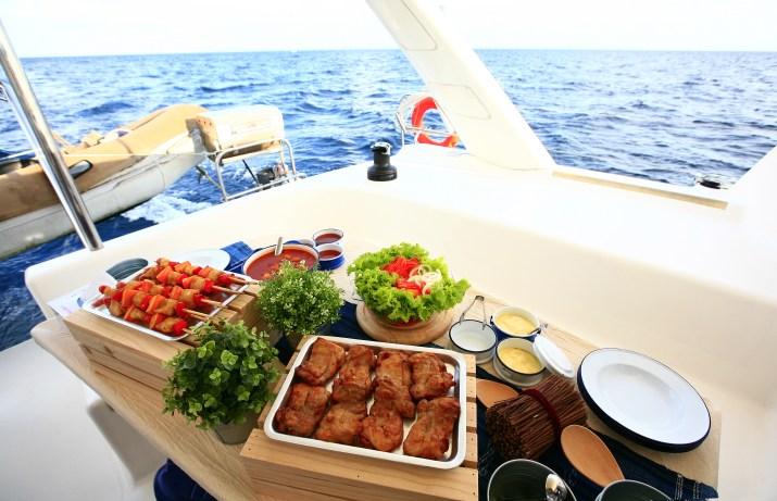 Food Aboard