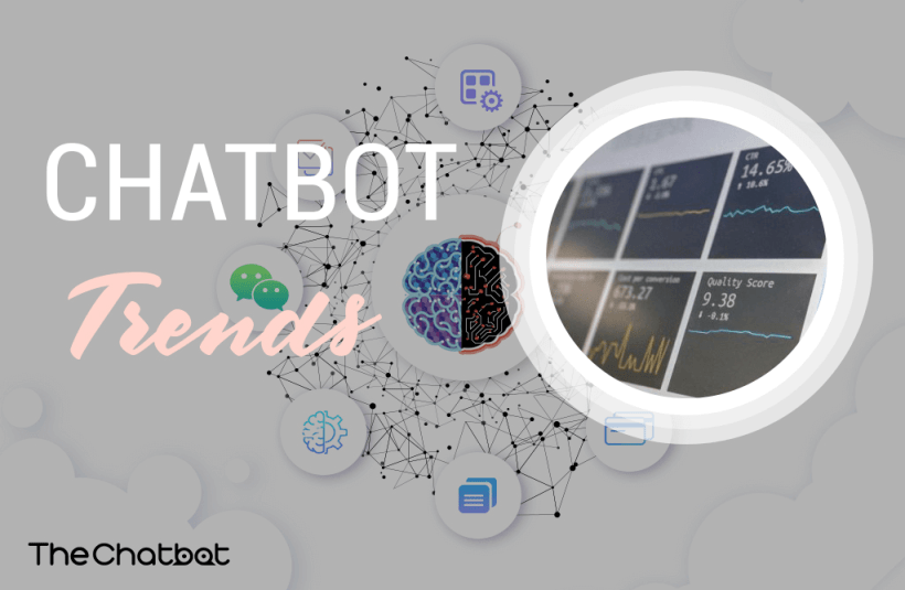 2019 Trends & Stats Show Chatbots Place - The ChatBot