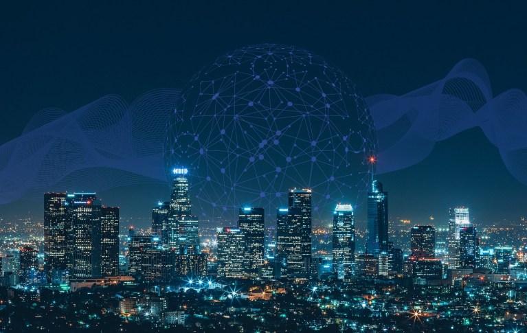smart city, future, trends