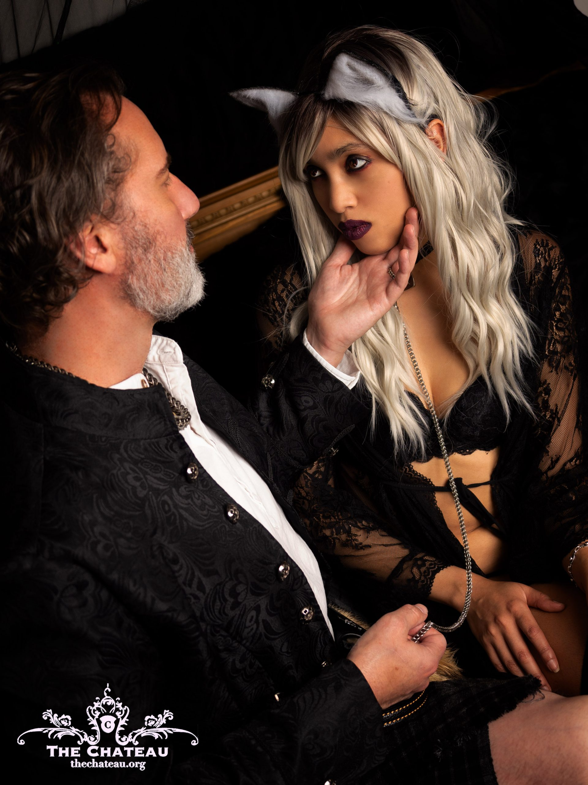 A Dark Seduction with Kat and her Sir post thumbnail