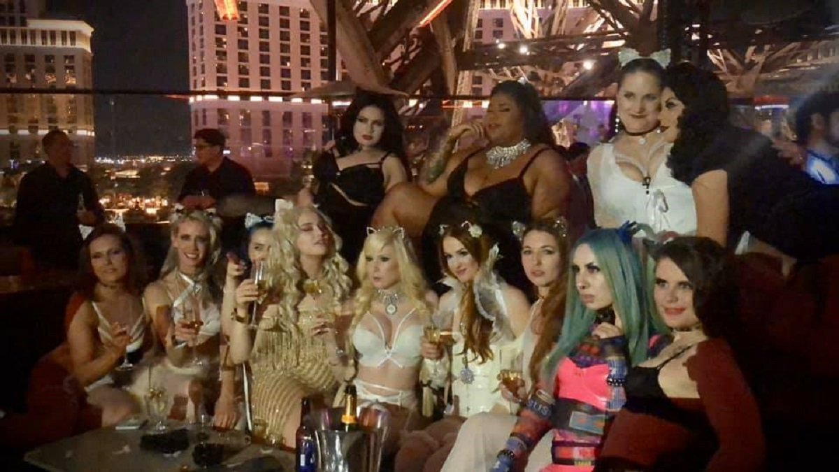 Chateau Nightclub, Las Vegas, Invites The Chateau! post thumbnail