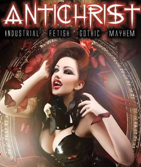 Club AntiChrist – Industrial, Fetish, Gothic, MAYHEM post thumbnail