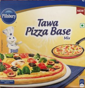 Tawa Pizza Base mix