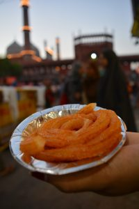 Jama Masjid Food Walk
