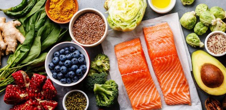 Food that fightback Virus