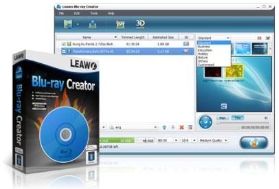 Leawo Blu ray Creator