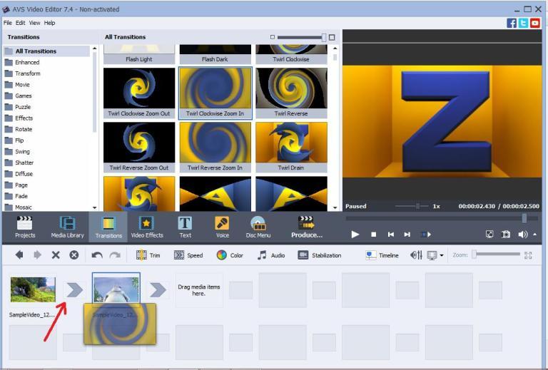 AVS Video Editing