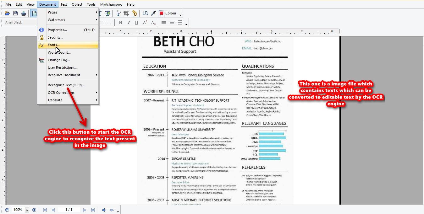 Ashampoo PDF Pro Review – A Perfect PDF Processing Tool
