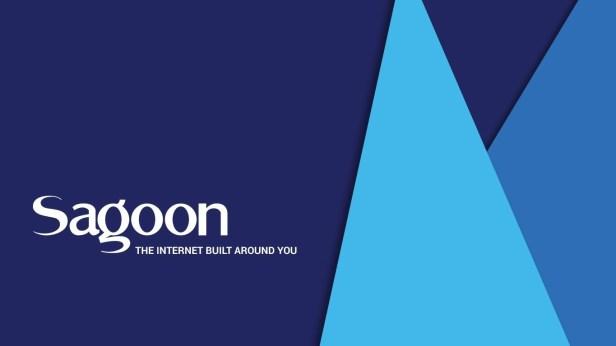 Review Sagoon Social media