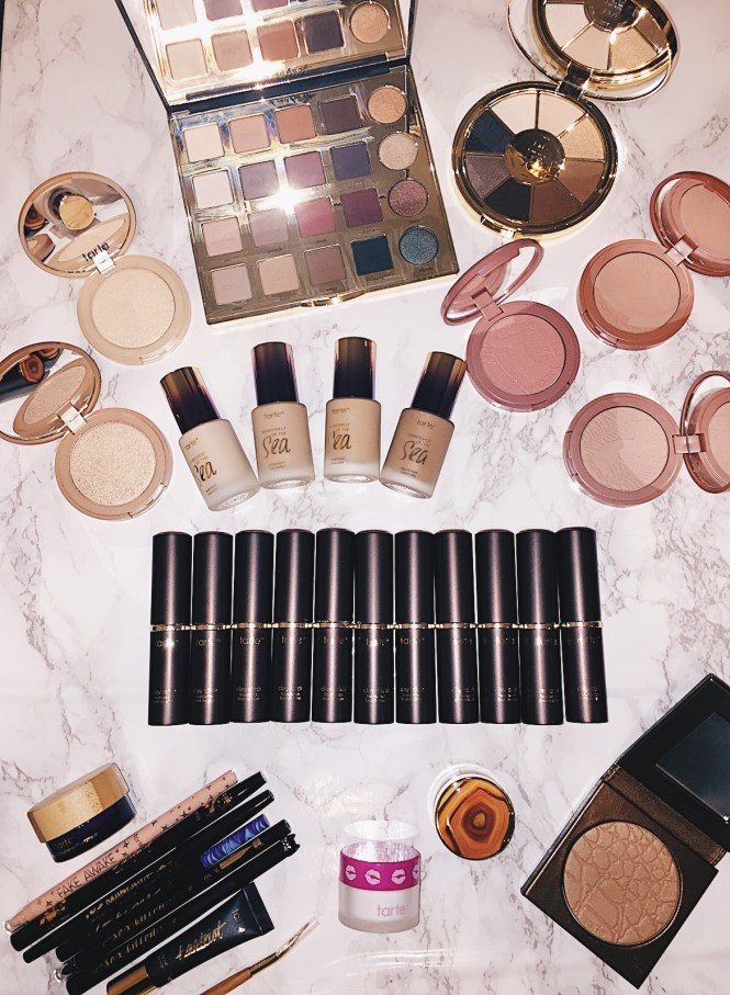 Tarte Cosmetics PR Package