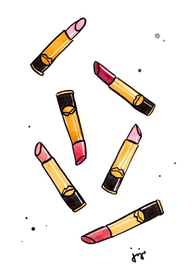 la femme jojo illustration pat mcgrath