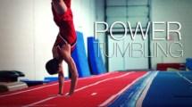 Gymnastics Power Tumbling