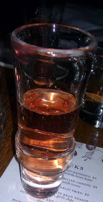 Sparkling Rose` Wine