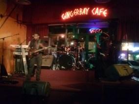 Code Red at Ginger Bay Cafe