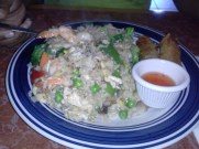 Thai Shrimp Fried Rice-U-Sushi