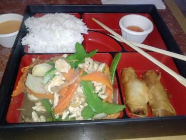 Chicken in Ginger sauce-U-Sushi