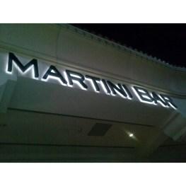 The Martini Bar in Hallandale Beach
