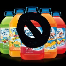 Anti-Hawaiian Punch Pic from www.Drpeppersnapplegroup.com