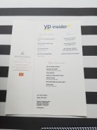 YP Insider Menu