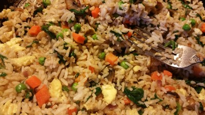 Exclusive Party of One…Fried Rice