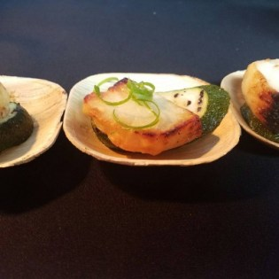 Plated Chilean Seabass