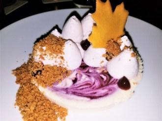 Huckleberrt Cheesecake Bar Margot