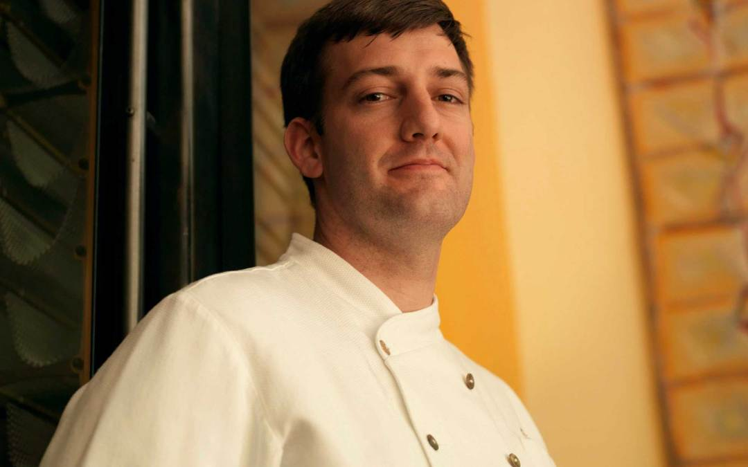 Chef James Tracey, Photo by Battman