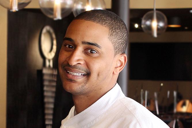 Chef Joseph JJ Johnson