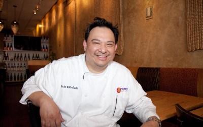 Executive Chef Ricky Estrellado Loves Bad Burgers