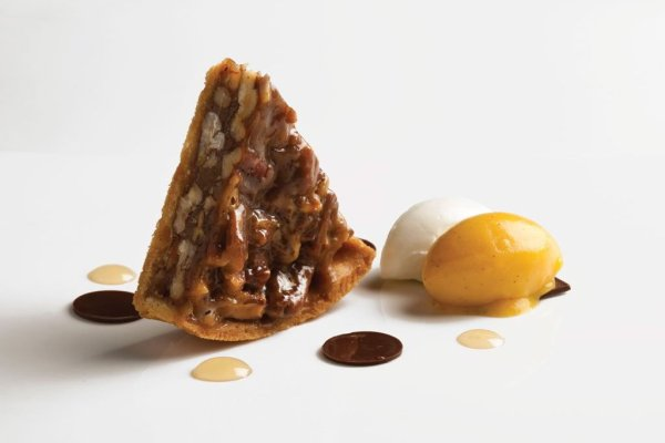 Pecan Pie by Pastry Chef Michael Laiskonis. Photo by Battman. Pies, cookbook, ebook