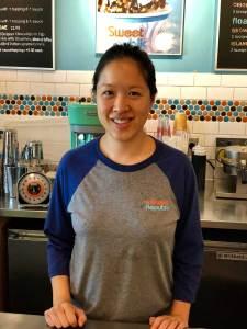 Chef Helen Yung