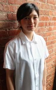 Sous Chef Rikako Kobayashi, Chef Sōta Atsumi