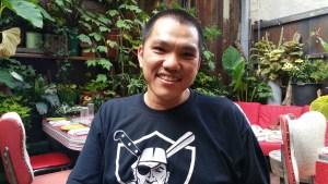 Chef Eric Kwan, Photo by Battman