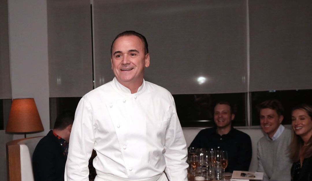 Jean-Georges's Flagship Pulls in $25M a Year But Doesn't Make a Profit