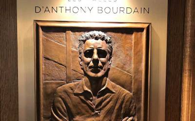 """Culinary Institute of America unveils """"Les Halles D'Anthony Bourdain"""""""