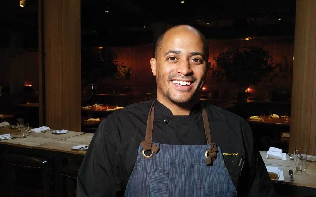 Chef Michael Jenkins, Toques in Black, 2019