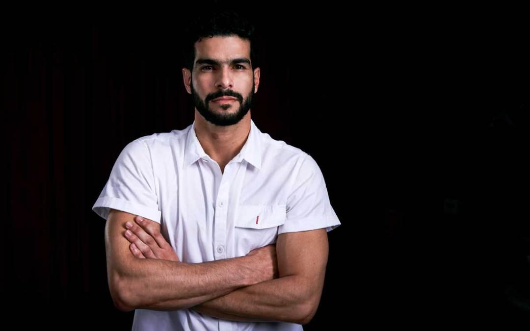Chef Omar Ben-Hammau