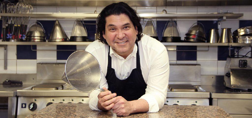 """Gaston Acurio, Peru """"100 Best Chefs"""""""