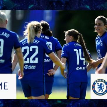 Chelsea Women 9-0 Bristol City Full Time Scoreline